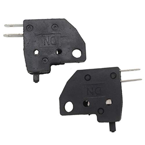 MqbY ATV Motorcycle Off-Road Vehicle Left and Right Disc Brake Switch 50CC Upper Pump Brake Power Off Switch Accessories