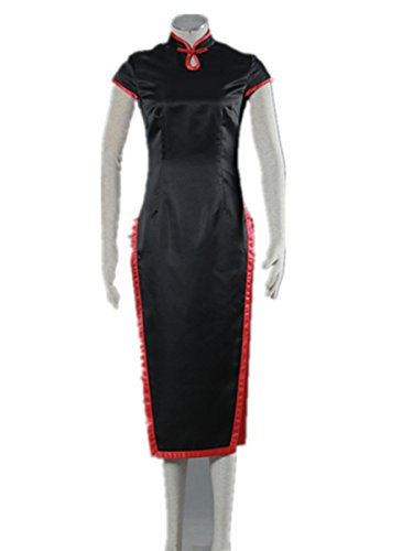 Love Anime Ninja Shinobi Cosplay Costume-Temari (Temari Cosplay Costume)