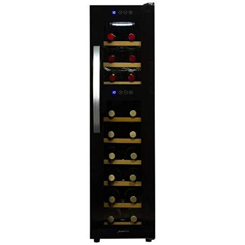 デバイスタイル ワインセラー(18本収納) 【右開き】deviceSTYLE WF-P18W   B07CJ7Z3V7