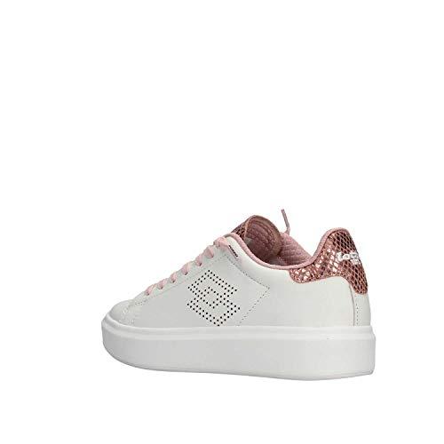 Femme Sneaker T7419 Blanc Lotto Leggenda wt6EqgT