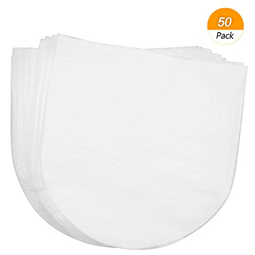 - Meetory 50 Pcs 12 inch Vinyl Record Sleeves Covers,Anti Static Semi-Transparent Protection for 12 Inch Vinyl LP Album