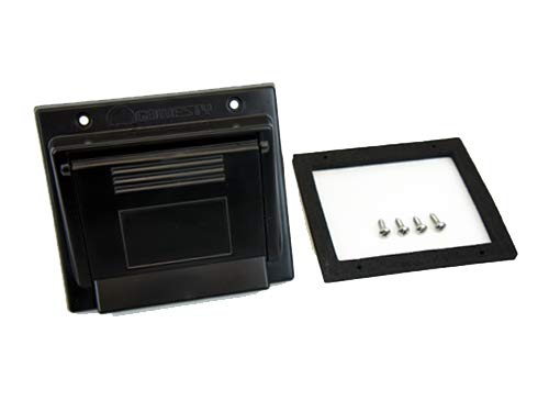 GoWesty Complete Hook-Up Box Replacement Bundle - City Water, 110V Electrical, Tank Filler