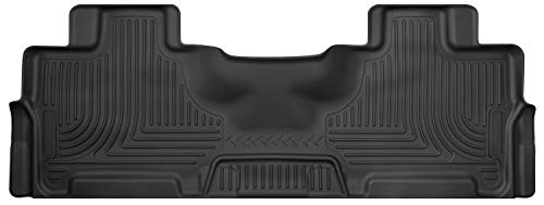 Husky Liners 2nd Seat Floor Liner Fits 12-17 Expedition EL/Navigator ()
