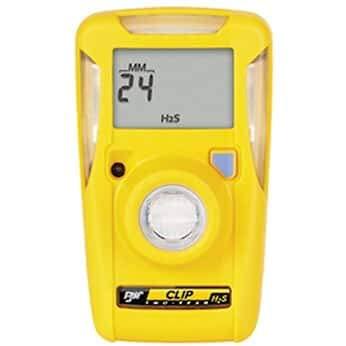 BW Technologies BW Clip Single Gas Detector, CO (Carbon Monoxide), 2-Year