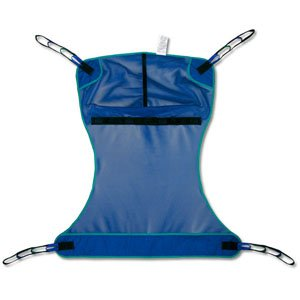 Invacare Compatible Mesh Full Body Sling - Large, 450 lb. (204 kg) max by Invacare