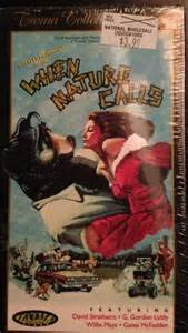 When Nature Calls [VHS] - Ford Tom Donna