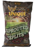 Unique Wholegrain Sprouted Pretzels