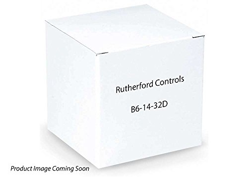 RUTHERFORD CONTROLS B61432D 1-1/4 x 4-7/8 FACEPLATE X 32D