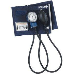 6609149011 - Mabis Economy Aneroid Sphygmomanometer, Latex-Free, Adult -