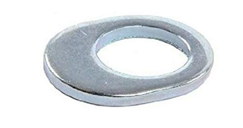 Keystone Oval Offset Wheel Washer 20 ET Wheel UNILUG Off Hole Washer for forFord forChrysler 5X4.5 and 5X5 Wheels