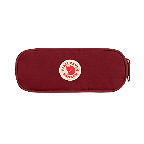 Fjallraven - Kanken Pen and Pencil Case for School and Work, Ox Red