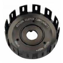 Honda Trx450r Stock - 04-09 HONDA TRX450R: Hinson Billet Clutch Basket