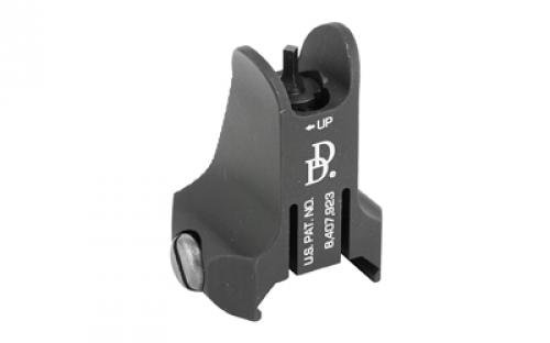 Daniel Defense Rail Mounted Fixed Front Sight, Picatinny, Black - 19-017-04013 by Daniel Defense