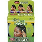 African Pride Olive Miracle Silky Smooth Edges by African (Africas Best Organics Leave)