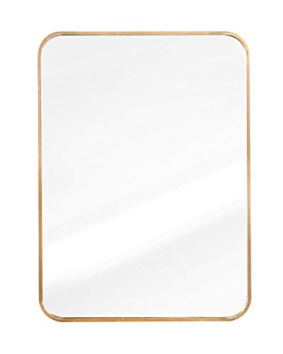 SHIGAKEN Modern Wall Mirror, 24