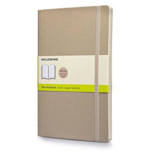 (Moleskine Classic Notebook, Soft Cover, Large (5