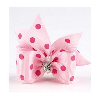 20 Pcs Pet Grooming Hair Bow Ribbon Gift Headdress Flower Hair Accessories for Dog Cat Puppy by Gozier (Image #4)
