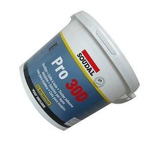 Per SOUDAL 30D legno colla impermeabile 5 kg tazza - bianco