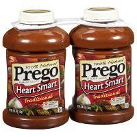 Prego Heart Smart Traditional - 2/67oz by Prego (Heart Prego)