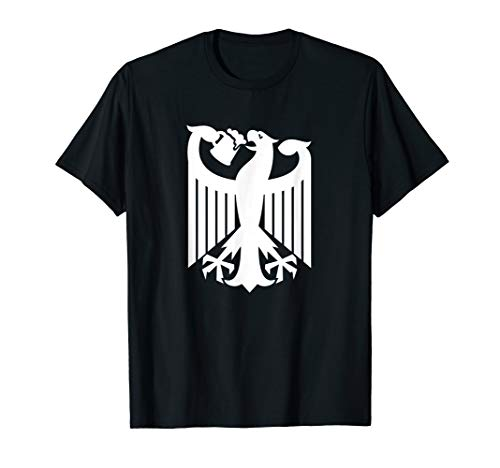 German Eagle Coat Of Arms - Funny Coat of arms Oktoberfest shirt Germany soccer shirt
