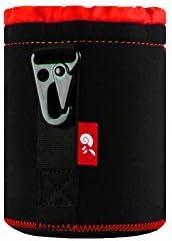 Funda de neopreno para objetivo de c/ámaras r/éflex digitales color negro Selens impermeable, con cord/ón para Nikon, Canon, Pentax, Olympus, Panasonic, Sony