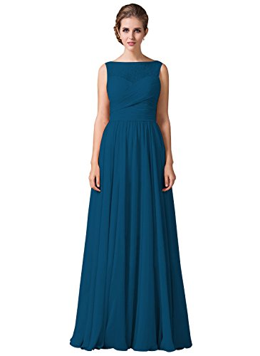 ink blue dress - 3