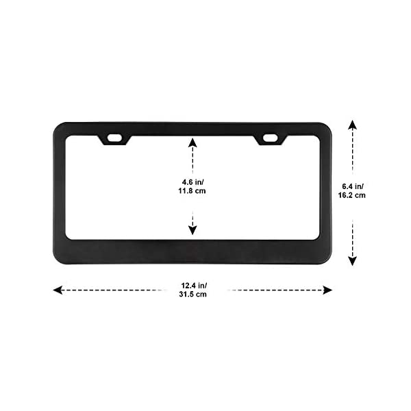 best license plates frames