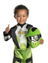 Motocross Costume For Kids (LIL' MOTOCROSS 4-6)