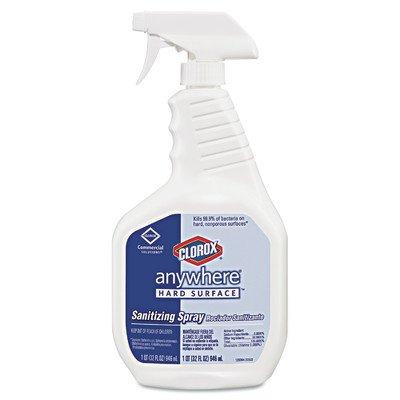 Clorox COX01698 Anywhere Hard Surface Sanitizing Spray