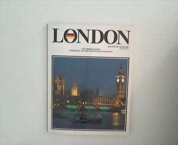 London. Fremdenführer Amadeo Storti