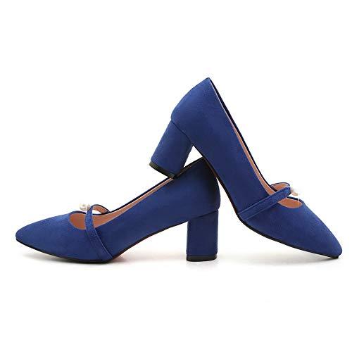 Sandales APL10765 Bleu BalaMasa 36 Bleu 5 Compensées Femme T16xw