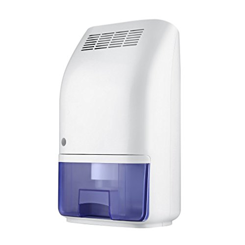LESHP Dehumidifier Portable Whisper quiet Bathroom