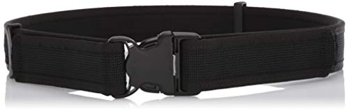 BLACKHAWK! Black Reinforced Web Duty Belt - Medium