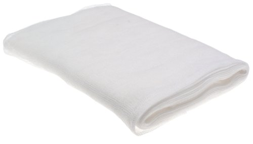 HIC Extra-fine Cheesecloth, 100-Percent Cotton, 126-Inches x -