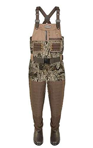 d6b2b7582c2413 Drake Guardian Elite Insulated Breathable Chest Waders - Short   Slim -  Realtree Timber (8