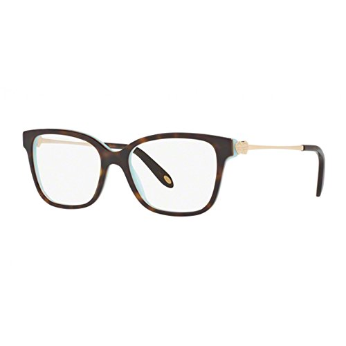 TIFFANY TF2141 8134 OCCHIALE DA VISTA HAVANA SEHBRILLE EYEGLASSES DONNA WOMAN NEW NUOVO - New Girl Eyeglasses