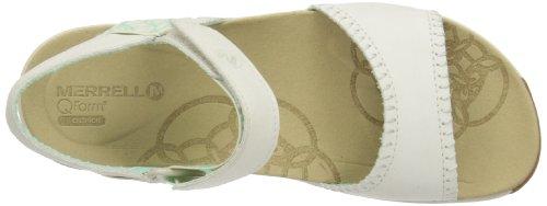 Merrell Hibiscus, Sandalias para Mujer, Blanco (ivory), 37 EU (4 UK)
