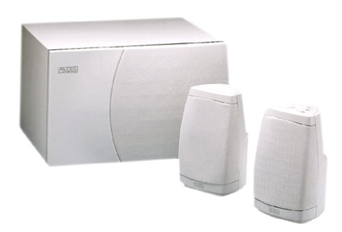 UPC 021986960706, Altec Lansing ADA70 Digital Powercube 3PC USB 20Watt Subwoofer/7Watt Satellites