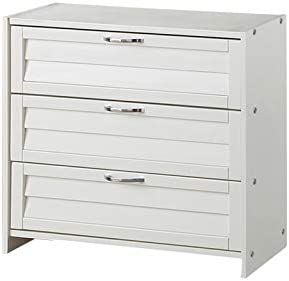 Donco Kids Louver 3 Drawer Chest