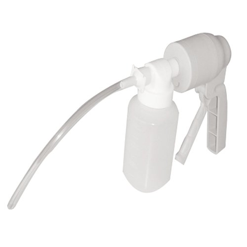 (LINE2design Manual Hand-Operated Suction Pump-Portable Suction Device)