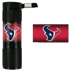 NFL Houston Texans LED Flashlight