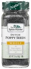 Spice Hunter Dutch Poppy Seeds 24x 2.4 Oz
