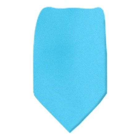 Men's Necktie Solid Extra XL Long Tie Turquoise Color vqq64wZ