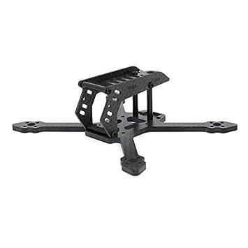 BouBou Spc Maker 110Vt 110Mm FPV Racing RC Drone Frame Kit Fibra ...