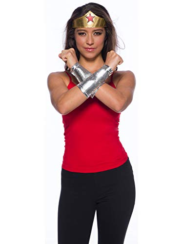 Rubie's Women's Wonder Woman Adult Accessory Kit, Multi, One Size -