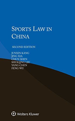 Sports Law in China