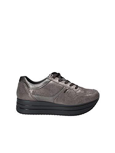 amp;co 38 2146533 Femmes Sneakers Igi Gris xYUdwXq5q