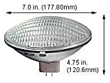 Halogen Ceiling Lights 500PAR56QNSP 120V (Case of 6)