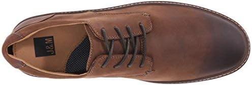 johnston & murphy men's mcguffey plain toe shoe