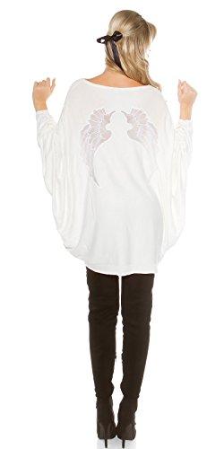 In-Stylefashion - Jerséi - para mujer Weiß